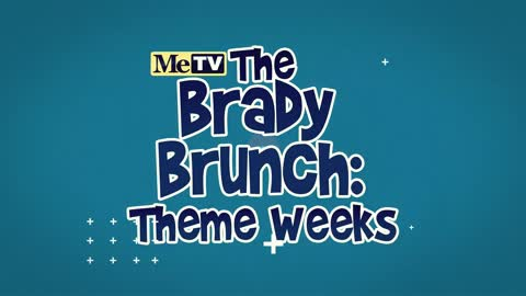 Watch The Brady Bunch ''Brady Brunch'' theme weeks all...